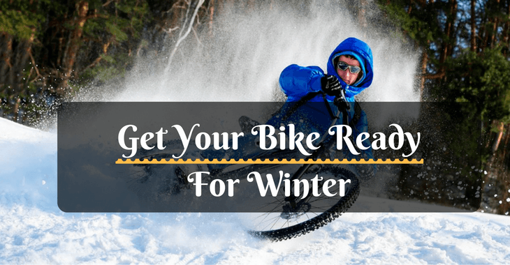 Get Your Bike Ready for Winter