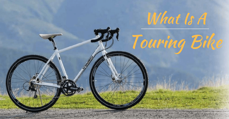 What is a touring bike