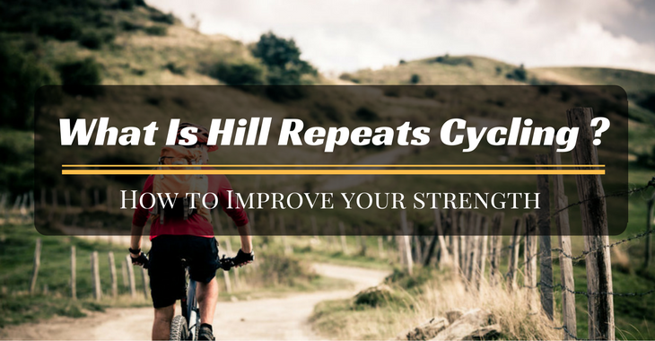 Hill Repeats Cycling