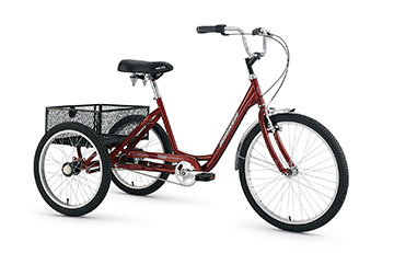 Torker TriStar Adult Tricycle