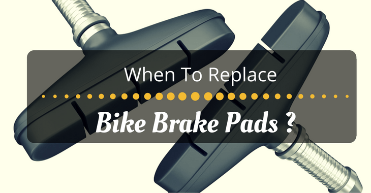 when to replace bike brake pads cyclist zone. Black Bedroom Furniture Sets. Home Design Ideas