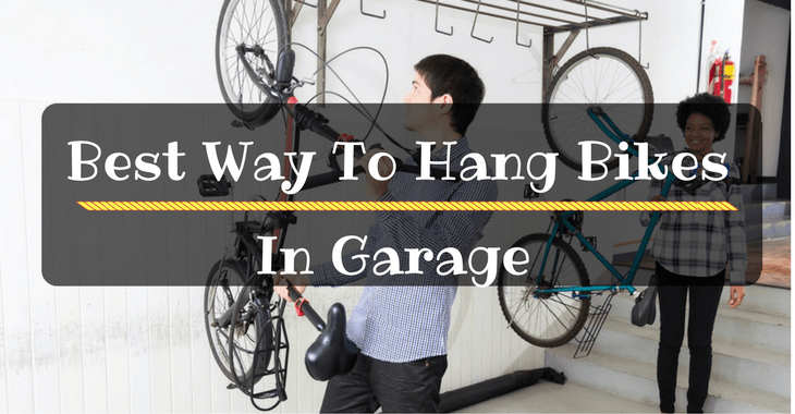 The Best Products To Help You Hang Bikes In Your Garage How To Hang Bikes In Garage on bicycle garage, make a bike hanger for the garage, methods to hang bike in garage, how my room to hang in a bmx bike,