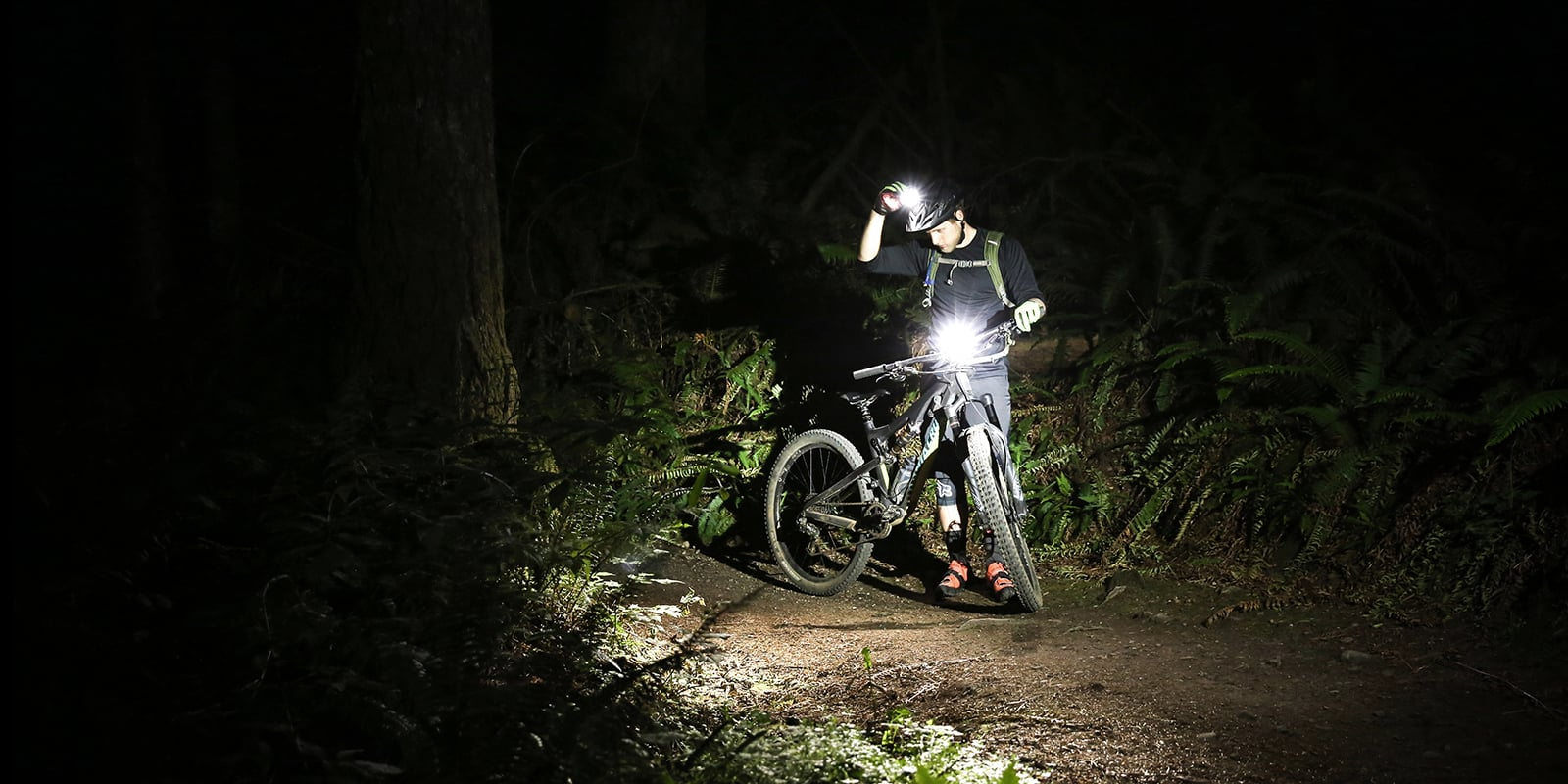 Best Mountain Bike Lights Our Top 3 Picks For 2018
